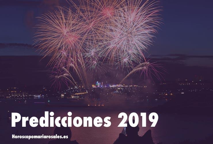 predicciones horoscopos 2019