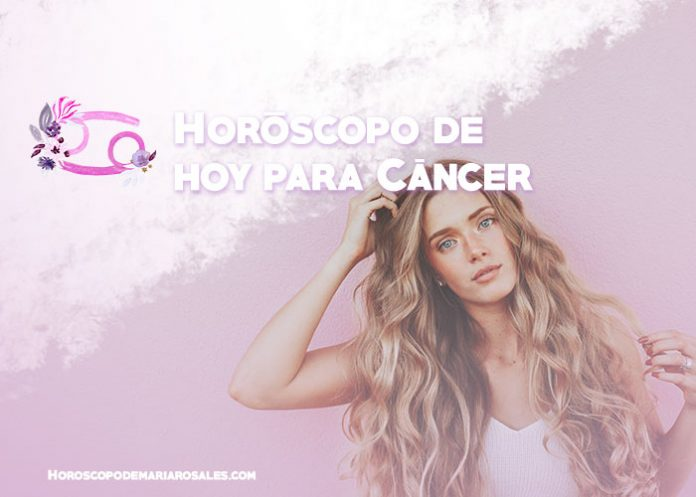 horoscopo de hoy cancer