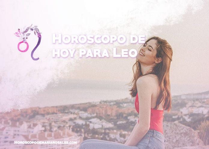 Horoscopo de Hoy leo