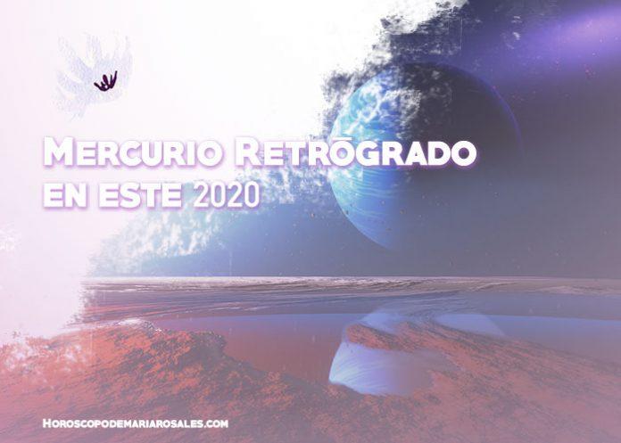 Planeta mercurio retrogrado en 2020