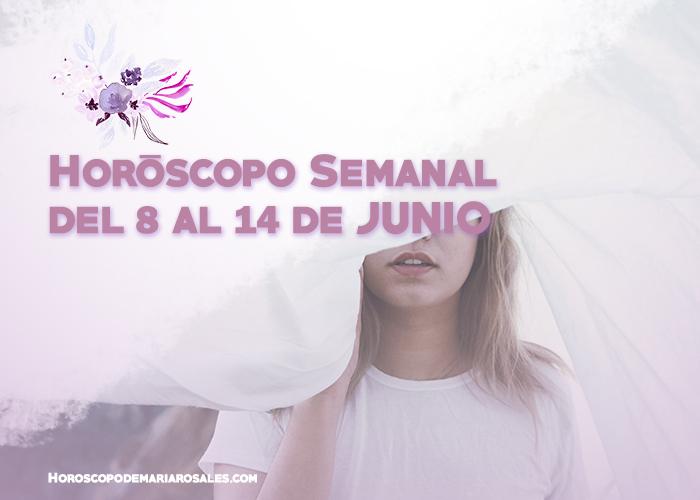 horoscopo semanal 8 al 14 de junio 2020