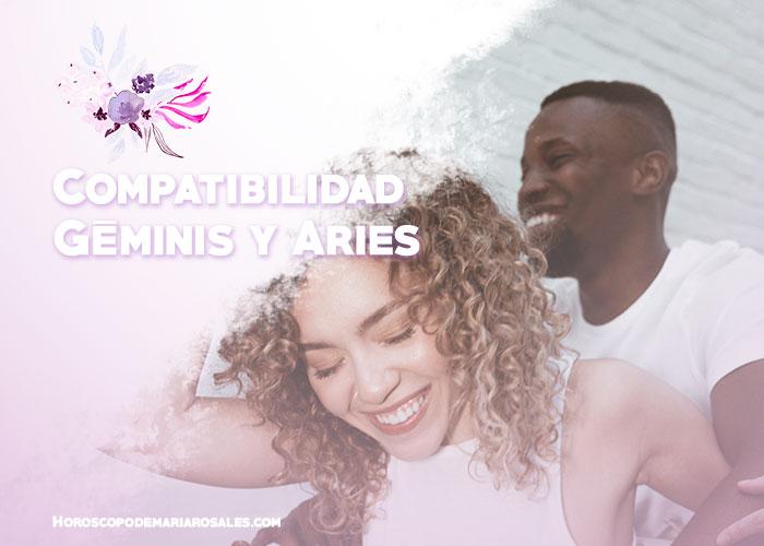 compatibilidad geminis y aries