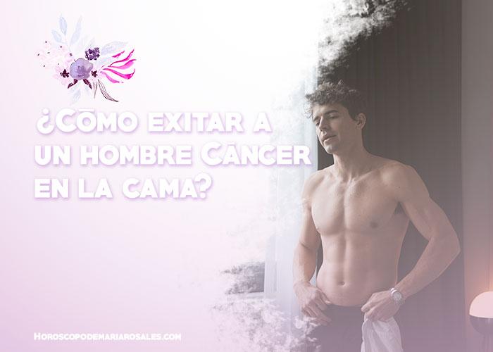 como exitar a un hombre cancer
