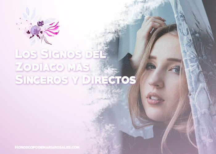 signos sinceros y directos del zodiaco